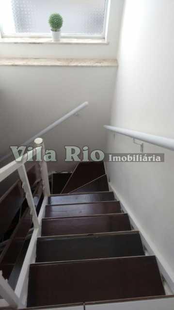ESCADA - Casa em Condomínio 3 quartos à venda Irajá, Rio de Janeiro - R$ 850.000 - VCN30003 - 23