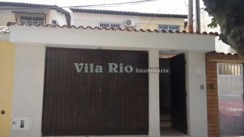 FRENTE - Casa em Condomínio 3 quartos à venda Irajá, Rio de Janeiro - R$ 850.000 - VCN30003 - 25