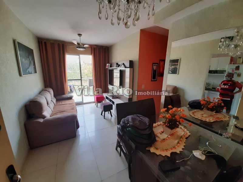 SALA - Apartamento 2 quartos à venda Irajá, Rio de Janeiro - R$ 210.000 - VAP20062 - 3