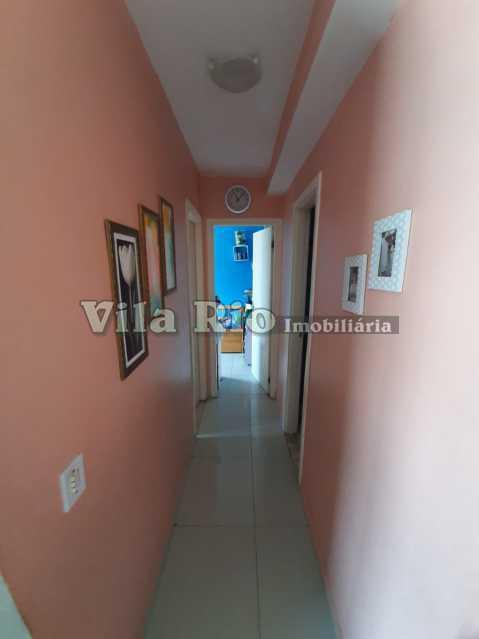 CIRCULAÇÃO DO APTO - Apartamento 2 quartos à venda Irajá, Rio de Janeiro - R$ 210.000 - VAP20062 - 13