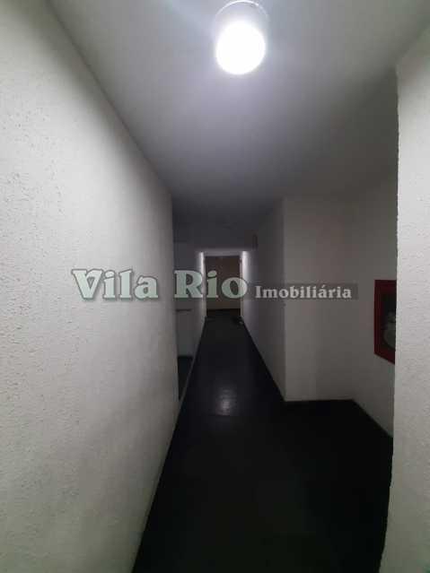 CIRCULAÇÃO ANDAR PREDIO - Apartamento 2 quartos à venda Irajá, Rio de Janeiro - R$ 210.000 - VAP20062 - 19