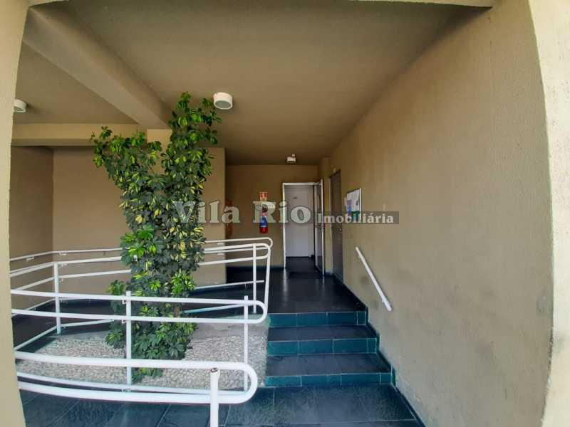 ENTRADA DO PREDIO - Apartamento 2 quartos à venda Irajá, Rio de Janeiro - R$ 210.000 - VAP20062 - 23