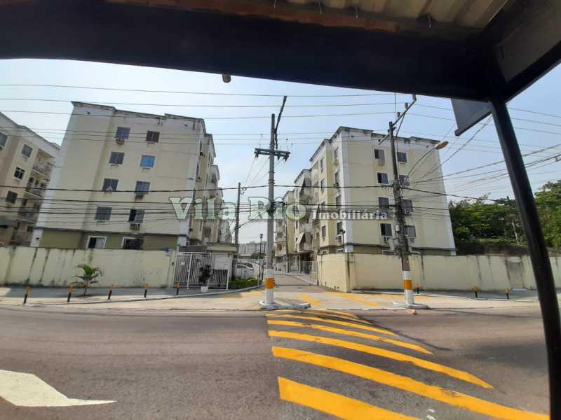 FRENTE DO CONDOMINIO - Apartamento 2 quartos à venda Irajá, Rio de Janeiro - R$ 210.000 - VAP20062 - 26