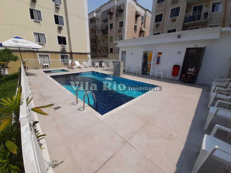 PISCINA 2 - Apartamento 2 quartos à venda Irajá, Rio de Janeiro - R$ 210.000 - VAP20062 - 28