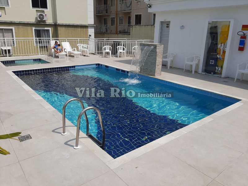 PISCINA - Apartamento 2 quartos à venda Irajá, Rio de Janeiro - R$ 210.000 - VAP20062 - 29
