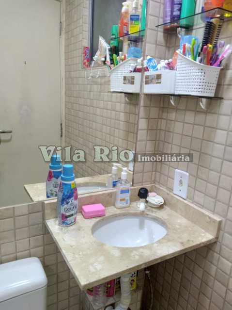 BANHEIRO 5 - Apartamento 2 quartos à venda Irajá, Rio de Janeiro - R$ 210.000 - VAP20062 - 9