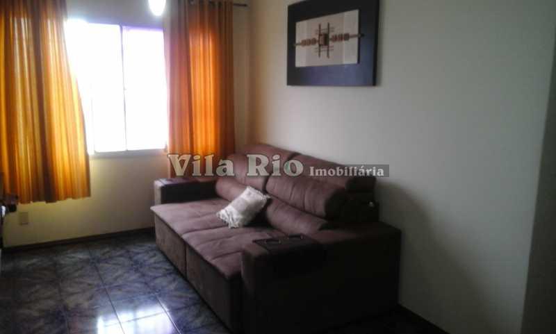 SALA 2 - Apartamento 2 quartos à venda Irajá, Rio de Janeiro - R$ 210.000 - VAP20065 - 3