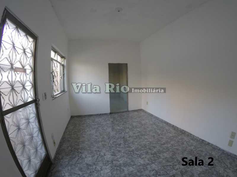 Sala 2 - Casa 1 quarto para alugar Cordovil, Rio de Janeiro - R$ 700 - VCA10001 - 3