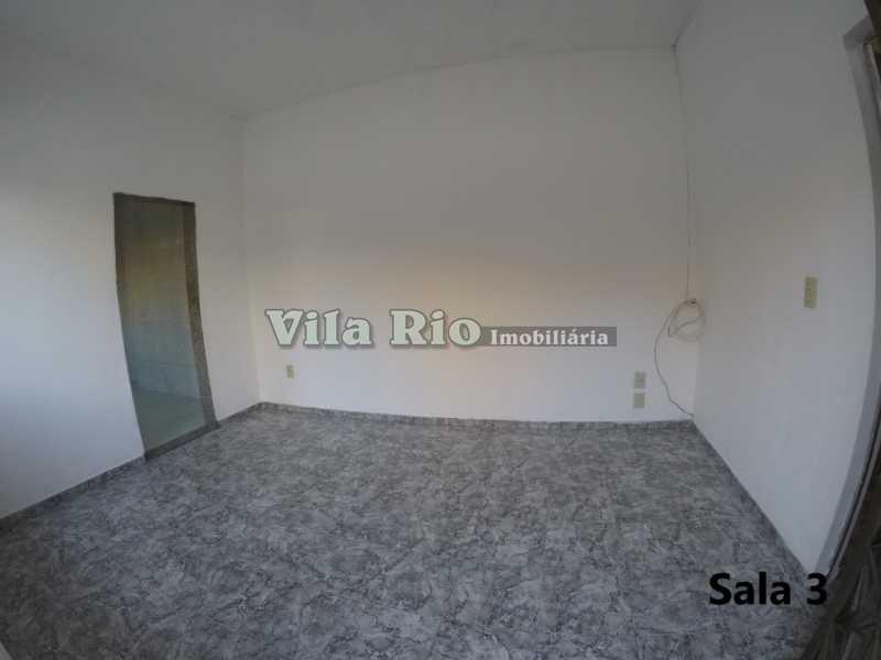 Sala 3 - Casa 1 quarto para alugar Cordovil, Rio de Janeiro - R$ 700 - VCA10001 - 4