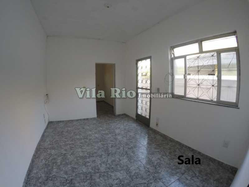 Sala - Casa 1 quarto para alugar Cordovil, Rio de Janeiro - R$ 700 - VCA10001 - 5