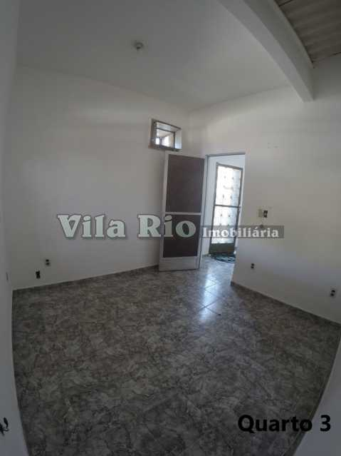 Quarto 3 - Casa 1 quarto para alugar Cordovil, Rio de Janeiro - R$ 700 - VCA10001 - 7