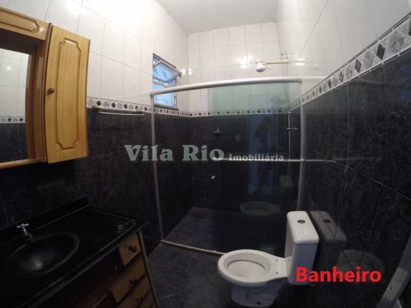 Banheiro - Casa 1 quarto para alugar Cordovil, Rio de Janeiro - R$ 700 - VCA10001 - 10