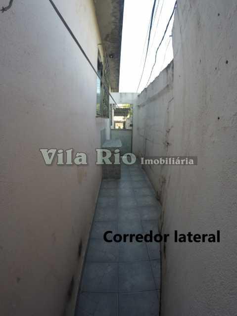 Corredlateral - Casa 1 quarto para alugar Cordovil, Rio de Janeiro - R$ 700 - VCA10001 - 11