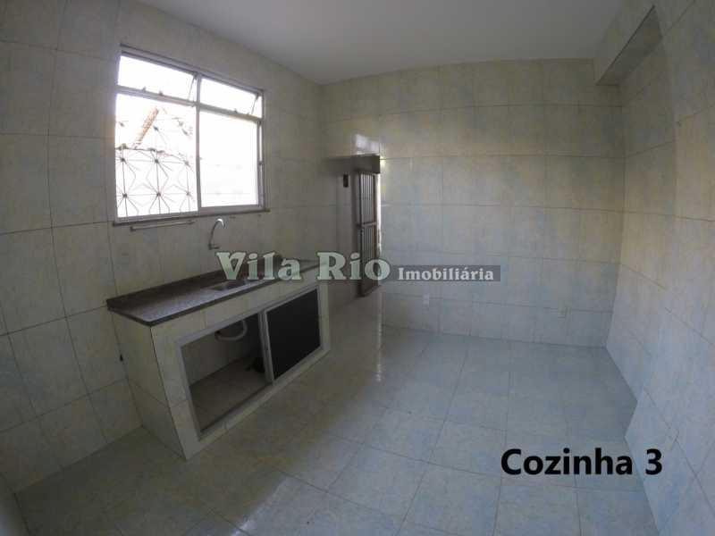 Cozinha 3 - Casa 1 quarto para alugar Cordovil, Rio de Janeiro - R$ 700 - VCA10001 - 13