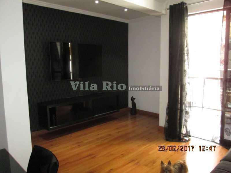 SALA - Cobertura 3 quartos à venda Vila da Penha, Rio de Janeiro - R$ 700.000 - VCO30003 - 1