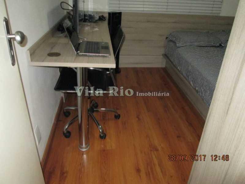 QUARTO1.1 - Cobertura 3 quartos à venda Vila da Penha, Rio de Janeiro - R$ 700.000 - VCO30003 - 7