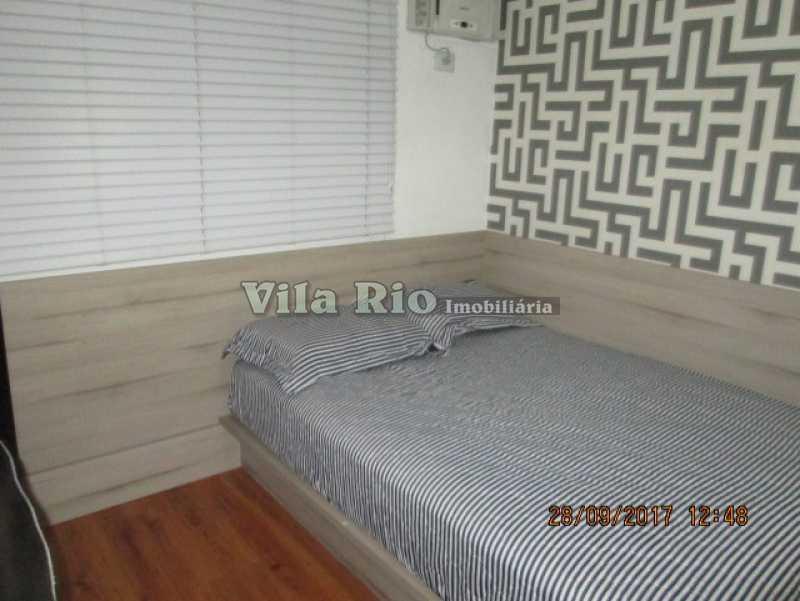 QUARTO1 - Cobertura 3 quartos à venda Vila da Penha, Rio de Janeiro - R$ 700.000 - VCO30003 - 9