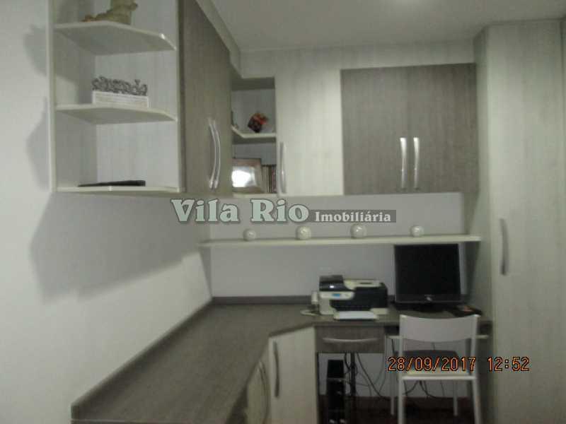 QUARTO3.1 - Cobertura 3 quartos à venda Vila da Penha, Rio de Janeiro - R$ 700.000 - VCO30003 - 12