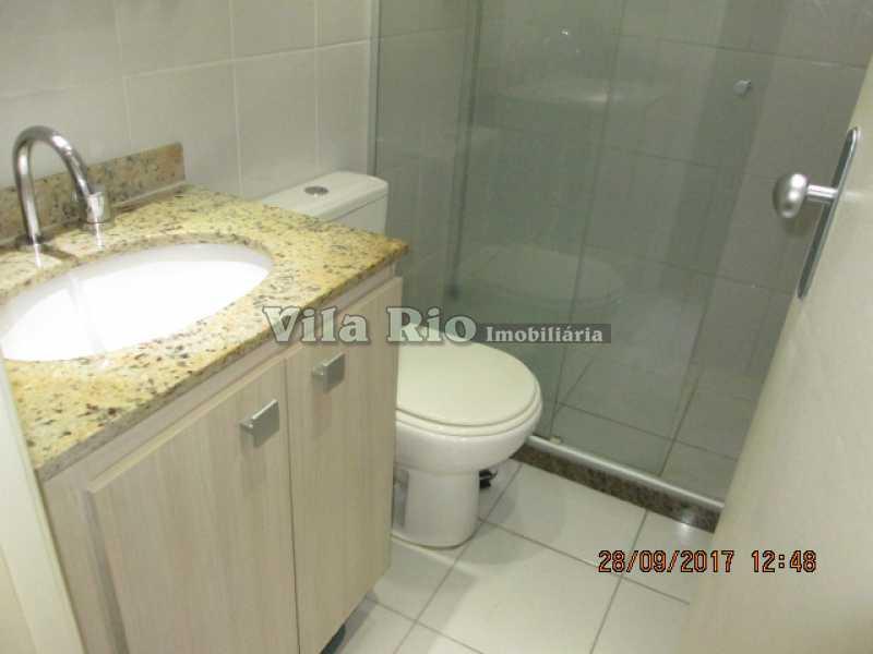 BANHEIRO - Cobertura 3 quartos à venda Vila da Penha, Rio de Janeiro - R$ 700.000 - VCO30003 - 15
