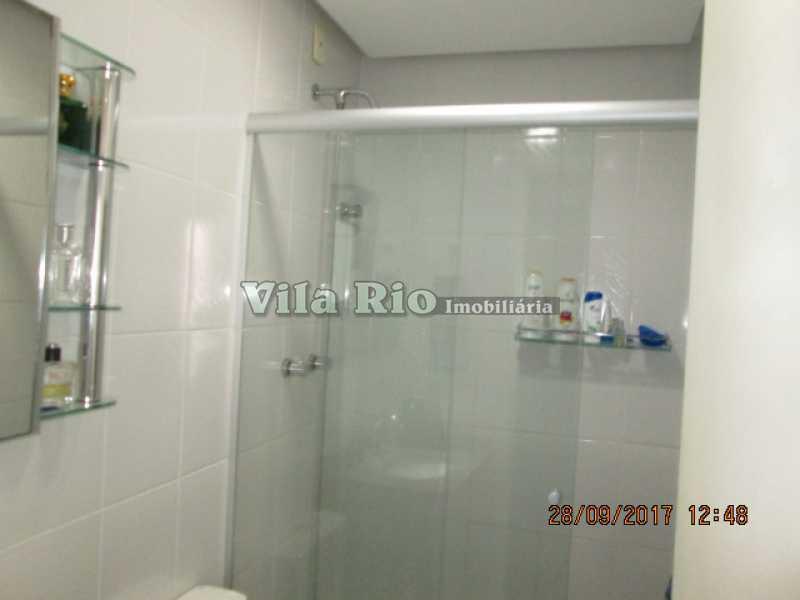 BANHEIRO1 - Cobertura 3 quartos à venda Vila da Penha, Rio de Janeiro - R$ 700.000 - VCO30003 - 16