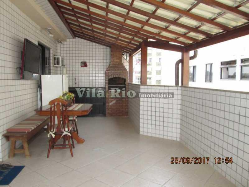 CHURRASQUEIRA - Cobertura 3 quartos à venda Vila da Penha, Rio de Janeiro - R$ 700.000 - VCO30003 - 21