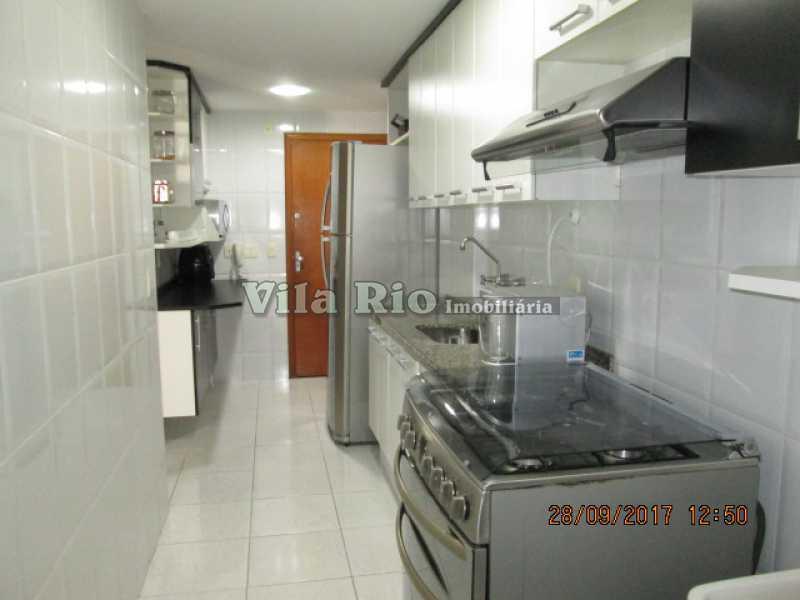 COZINHA - Cobertura 3 quartos à venda Vila da Penha, Rio de Janeiro - R$ 700.000 - VCO30003 - 24
