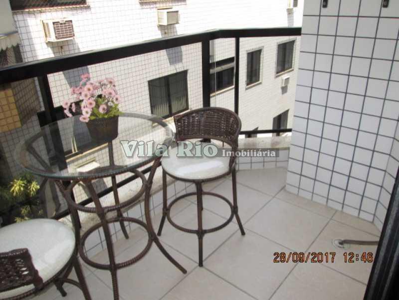 VARANDA - Cobertura 3 quartos à venda Vila da Penha, Rio de Janeiro - R$ 700.000 - VCO30003 - 30