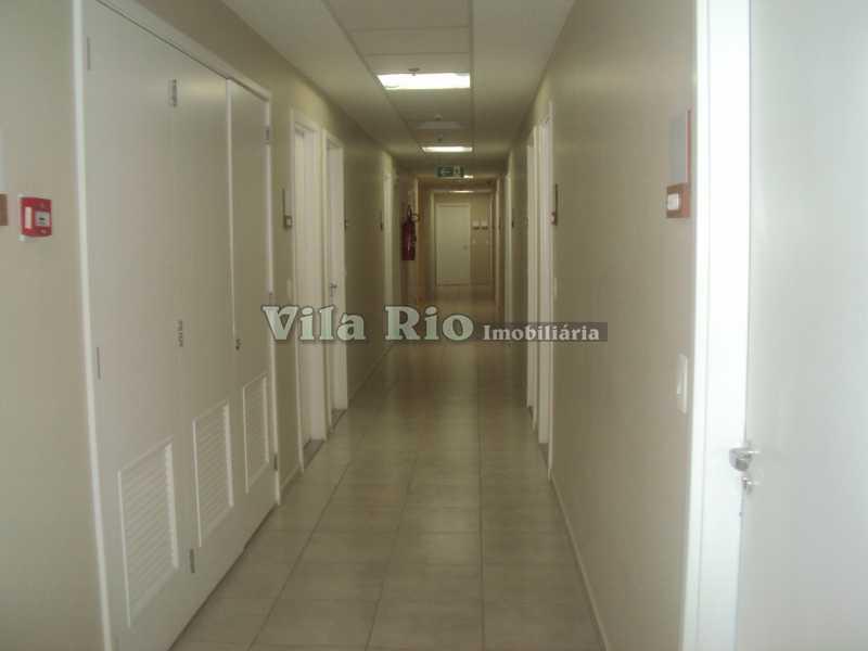 CIRCULAÇÃO EXTERNA - Sala Comercial 32m² à venda Vila da Penha, Rio de Janeiro - R$ 150.000 - VSL00002 - 11
