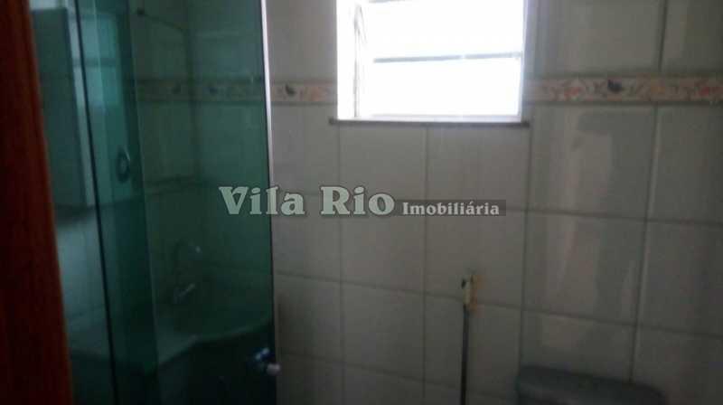 BANHEIRO - Casa 3 quartos à venda Vila da Penha, Rio de Janeiro - R$ 790.000 - VCA30011 - 9