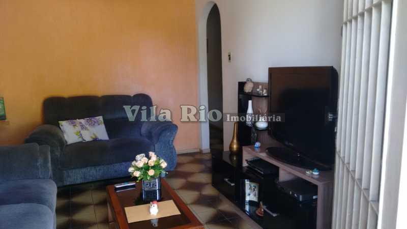 SALA - Casa 7 quartos à venda Colégio, Rio de Janeiro - R$ 450.000 - VCA70002 - 1