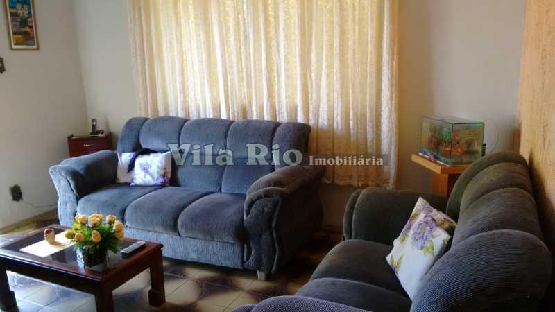SALA1 - Casa 7 quartos à venda Colégio, Rio de Janeiro - R$ 450.000 - VCA70002 - 3