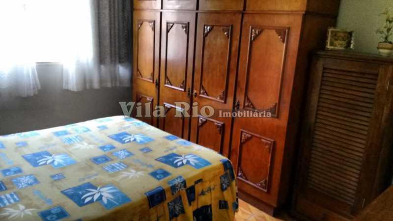 QUARTO1.1 - Casa 7 quartos à venda Colégio, Rio de Janeiro - R$ 450.000 - VCA70002 - 5