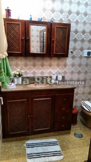 BANHEIRO - Casa 7 quartos à venda Colégio, Rio de Janeiro - R$ 450.000 - VCA70002 - 14