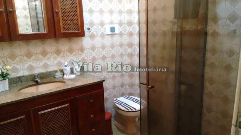 BANHEIRO1 - Casa 7 quartos à venda Colégio, Rio de Janeiro - R$ 450.000 - VCA70002 - 15