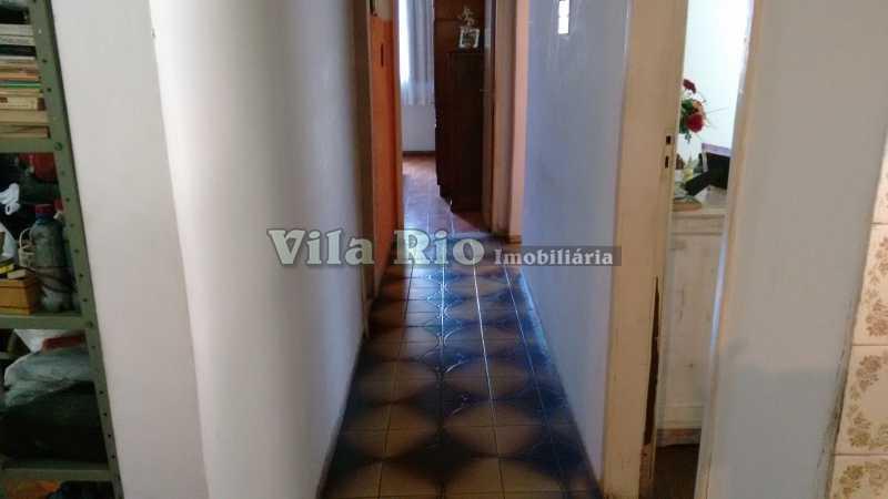 CIRCULAÇÃO - Casa 7 quartos à venda Colégio, Rio de Janeiro - R$ 450.000 - VCA70002 - 18