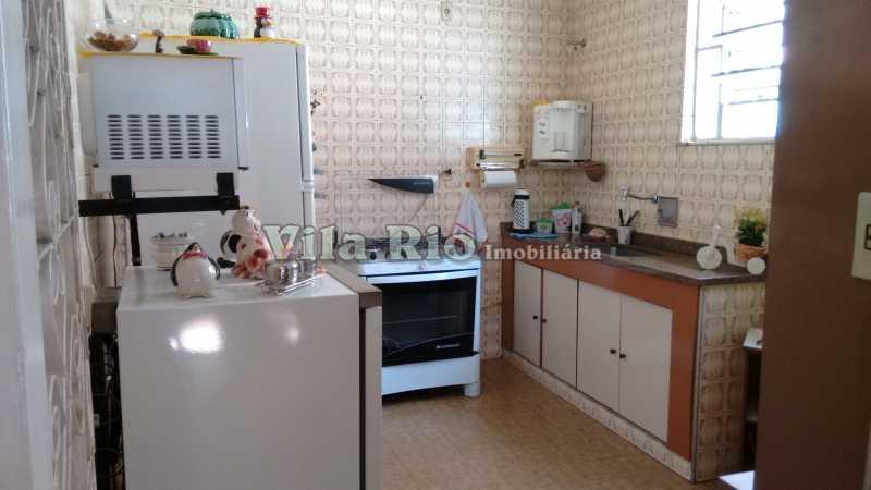 COZINHA - Casa 7 quartos à venda Colégio, Rio de Janeiro - R$ 450.000 - VCA70002 - 19