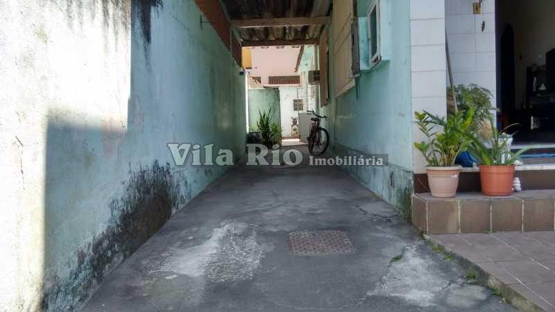 GARAGEM - Casa 7 quartos à venda Colégio, Rio de Janeiro - R$ 450.000 - VCA70002 - 23