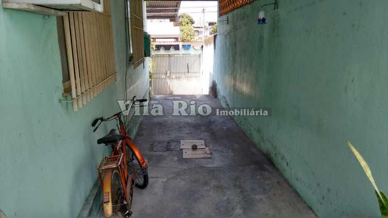 GARAGEM1 - Casa 7 quartos à venda Colégio, Rio de Janeiro - R$ 450.000 - VCA70002 - 24