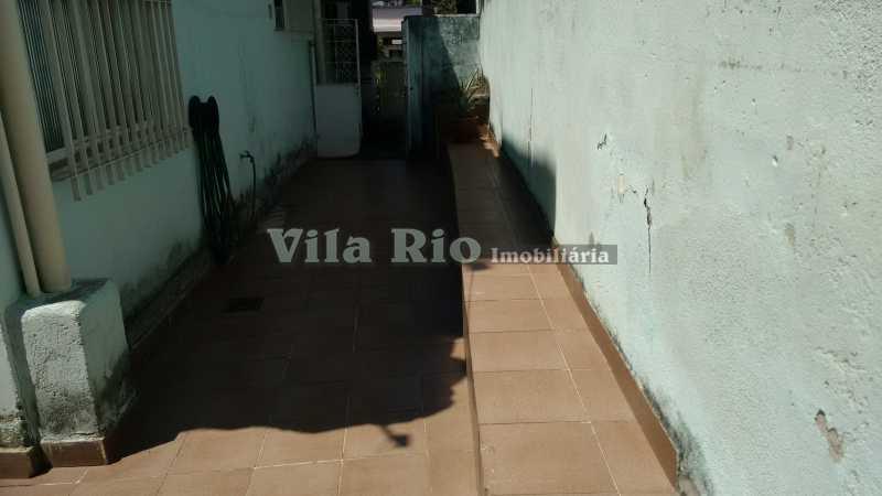 LATERAL - Casa 7 quartos à venda Colégio, Rio de Janeiro - R$ 450.000 - VCA70002 - 26