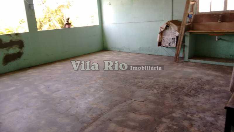 TERRAÇO - Casa 7 quartos à venda Colégio, Rio de Janeiro - R$ 450.000 - VCA70002 - 27