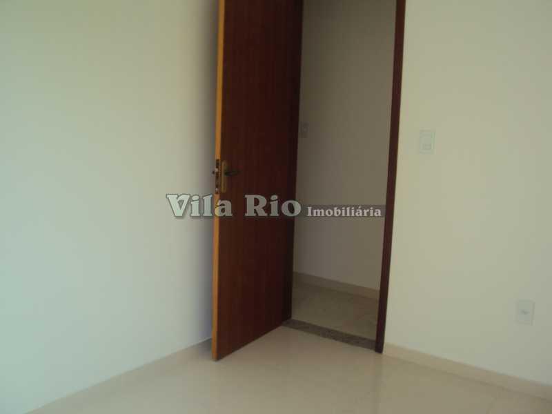 QUARTO1 1 - Apartamento 2 quartos à venda Vila da Penha, Rio de Janeiro - R$ 400.000 - VAP20076 - 4