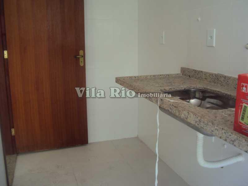 COZINHA - Apartamento 2 quartos à venda Vila da Penha, Rio de Janeiro - R$ 400.000 - VAP20076 - 12