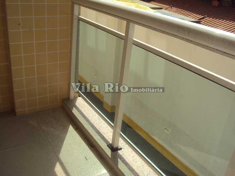 VARANDA - Apartamento 2 quartos à venda Vila da Penha, Rio de Janeiro - R$ 400.000 - VAP20076 - 16