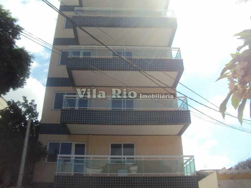 FACHADA 3 - Apartamento 2 quartos à venda Vila da Penha, Rio de Janeiro - R$ 400.000 - VAP20076 - 21