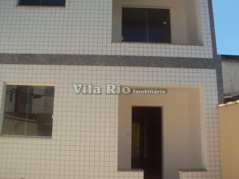 FACHADA1 - Casa em Condomínio 1 Quarto À Venda Vila da Penha, Rio de Janeiro - R$ 350.000 - VCN10003 - 3