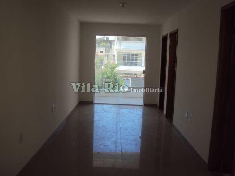 SALA1 - Casa em Condomínio 1 Quarto À Venda Vila da Penha, Rio de Janeiro - R$ 350.000 - VCN10003 - 4