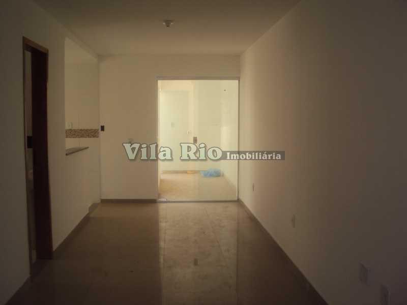 SALA3 - Casa em Condomínio 1 Quarto À Venda Vila da Penha, Rio de Janeiro - R$ 350.000 - VCN10003 - 6
