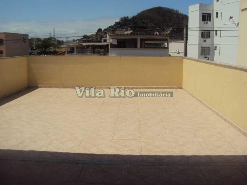 ÁREA1 - Casa em Condomínio 1 Quarto À Venda Vila da Penha, Rio de Janeiro - R$ 350.000 - VCN10003 - 15