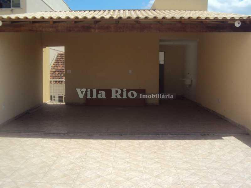 ÁREA2 - Casa em Condomínio 1 Quarto À Venda Vila da Penha, Rio de Janeiro - R$ 350.000 - VCN10003 - 16