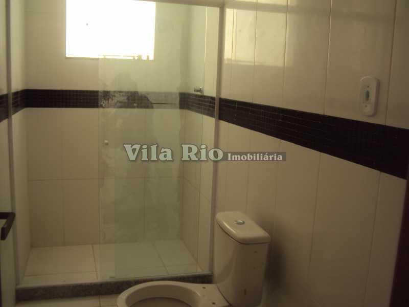 BANHEIRO - Casa em Condomínio 1 Quarto À Venda Vila da Penha, Rio de Janeiro - R$ 350.000 - VCN10003 - 19